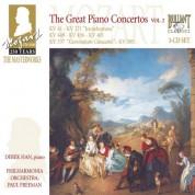Derek Han, Philharmonia Orchestra, Paul Freeman: Mozart: The Great Piano Concertos, Vol. 2 - CD