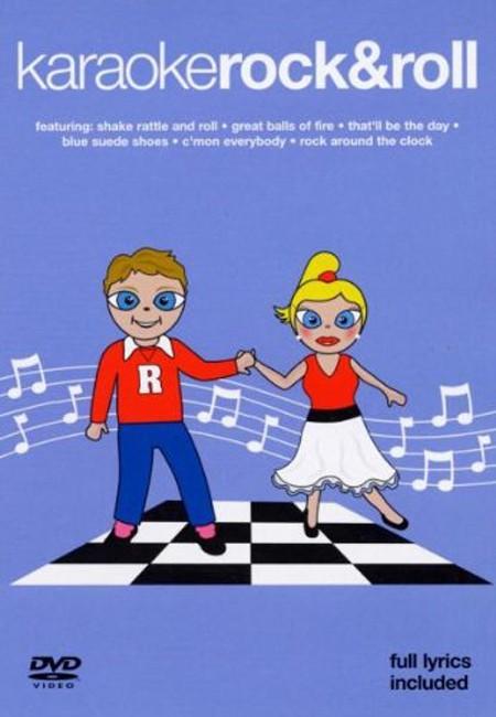 Çeşitli Sanatçılar: Karaoke: Rock & Roll - DVD