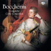 Enrico Bronzi, Accademia I Filarmonici Di Verona: Boccherini: Cello Concertos - CD