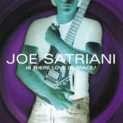 Joe Satriani: Is There Love In Space? - Plak