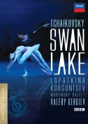 Ulyana Lopatkina, Danila Korsuntsev, Mariinsky Ballet, Valery Gergiev: Tchaikovsky: Swan Lake - DVD