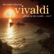 Çeşitli Sanatçılar: Most Relaxing Vivaldi Album - CD