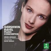 Hélène Grimaud, Baltimore Symphony Orchestra, David Zinman: Gershwin/ Ravel: Piano Concertos - CD