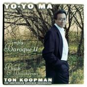 Yo-Yo Ma: Simply Baroque II - CD