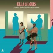 Ella Fitzgerald: Complete Studio Small Group Recordings - Plak