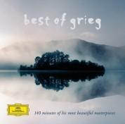 Anne Sofie von Otter, Berliner Philharmoniker, Gothenburg Symphony Orchestra, Neeme Järvi, Herbert von Karajan, Mikhail Pletnev, Lilya Zilberstein: Grieg - Best Of - CD