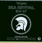 Çeşitli Sanatçılar: Trojan Ska Revival Box Set - CD