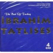 İbrahim Tatlıses: The Best Of Turkey - CD