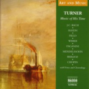 Çeşitli Sanatçılar: Art & Music: Turner - Music of His Time - CD