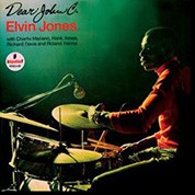 Elvin Jones: Dear John C. (45rpm-edition) - Plak