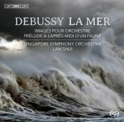 Singapore Symphony Orchestra, Lan Shui: Debussy: Images - SACD