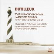 Truls Mørk, Renaud Capuçon, Radio Filharmonisch Ork., Orchestre Philharmonique de Radio France, Myung-Whun Chung: Dutilleux: Tout un Monde Lointain... - CD