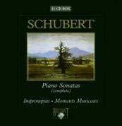 Çeşitli Sanatçılar: Schubert: Complete Piano Sonatas - CD
