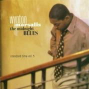 Wynton Marsalis: The Midnight Blues: Standart Time Vol.5 - CD