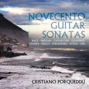Cristiano Porqueddu: Novecento - Guitar Sonatas - CD