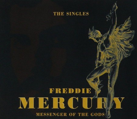 Freddie Mercury: Messenger of the Gods: The Singles Collection - CD