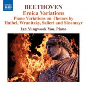 Ian Yungwook Yoo: Beethoven: Piano Variations - CD