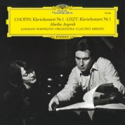 Martha Argerich, London Symphony Orchestra, Claudio Abbado: Chopin & Liszt: Concertos for Piano and Orchestra - Plak