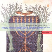 Jordi Savall, Hesperion XX: Music From Christian And Jewish Spain - CD