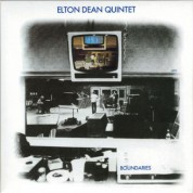 Elton Dean Quintet: Boundaries - CD