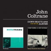 John Coltrane: Soultrane & Kenny Burrel - CD
