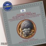 The English Concert, Trevor Pinnock: Vivaldi: The Four Seasons - CD