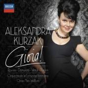 Aleksandra Kurzak, Orquestra De La Comunitat Valenciana, Omer Meir Wellber: Aleksandra Kurzak- Gioia! - CD