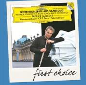 Patrick Gallois, Kammerorchester C. P. E. Bach, Peter Schreier: Patrick Gallois - Flute Concertos From Sanssouci - CD
