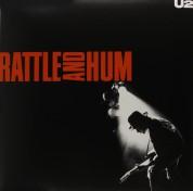 U2: Rattle And Hum - Plak