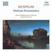 Daniel Nazareth: Respighi: Sinfonia Drammatica - CD