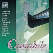 Cantabile - Classical Favourites for Relaxing and Dreaming - CD