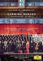 Long Yu, Shanghai Symphony Orchestra, Wiener Singakademie: Carl Orff: Carmina Burana - DVD