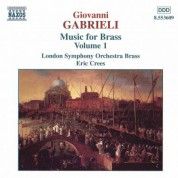 Gabrieli: Music for Brass, Vol.  1 - CD