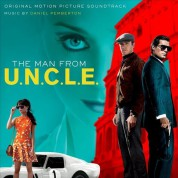 Çeşitli Sanatçılar: Man From U.N.C.L.E. (Limited Numbered Edition - Red Vinyl) - Plak