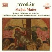 Dvorak: Stabat Mater / Psalm 149 - CD