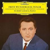 Fritz Wunderlich, Hubert Giesen: Robert Schumann: Dichterliebe op.48 - Plak