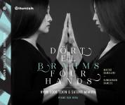 Hyun Sook Tekin, Satoko Mimura: Brahms: Four Hands - CD