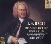Jordi Savall, Hesperion XX: Bach: Die Kunst der Fuge (SACD) - SACD