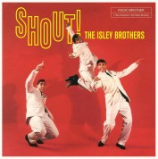 The Isley Brothers: Shout! + 4 Bonus Tracks - Plak