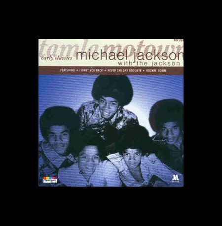 Michael Jackson, Jackson 5: Motown Early Classics - CD