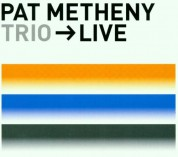 Pat Metheny: Trio 99...00 Live - CD