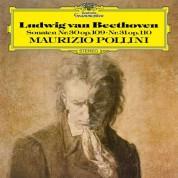 Maurizio Pollini: Beethoven:Sonaten No. 30, Op. 109, No. 31, Op. 110 - Plak