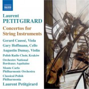 Laurent Petitgirard: Petitgirard: Cello Concerto / Le Legendaire / Dialogue - CD
