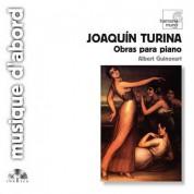 Albert Guinovart: Turina: Obras Para Piano - CD