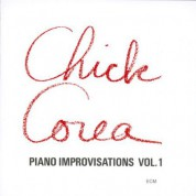 Chick Corea: Piano Improvisations Vol.1 - CD
