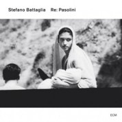 Stefano Battaglia: Re: Pasolini - CD