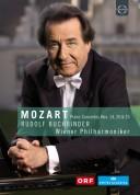 Rudolf Buchbinder, Vienna Philharmonic Orchestra: Mozart: Piano Concertos Vol. 2 - Nos. 14, 20, 25 - DVD