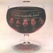 Deep Purple: Come Taste The Band - Plak