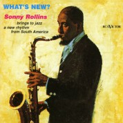 Sonny Rollins: What's New? - CD