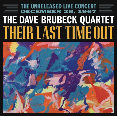 Dave Brubeck: Their Last Time Out - CD